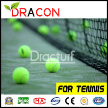 Искусственная трава для теннисного корта Многофункциональный дерна (г-2045)