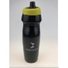 Botella deportiva de plástico PE de 600 ml