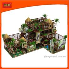Детская игровая площадка для динозавров для развлекательного центра