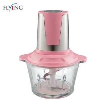 Top Quality Family Meat Grinder With Glass Bowl