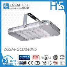 Lumière élevée de baie de l'entrepôt 240W LED