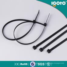 Schwarz / Weiß / Bunte Nylon Kabelbinder mit allen Größen