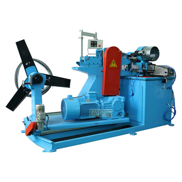 HAVC spiro round galvanized duct tubeformer machine
