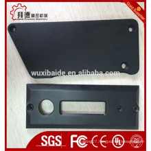 plastic oem cnc maching parts made recording drawings