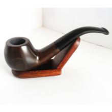 Pipes de cigare de tabac de pipe en bois durable d'Enchase de pipe de haute qualité