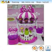 flor loja brinquedos de plástico molde e máquina de moldagem por injeção