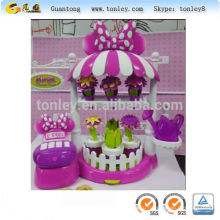 цветочный магазин пластиковых игрушек плесени и инъекции прессформа чайник
