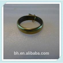 Cortina de suspensão com anéis, anel de cortina clip