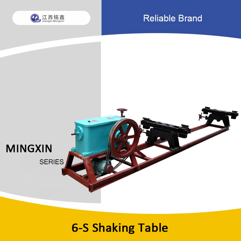 gold shaking table