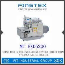 Супер высокая скорость интеллектуального управления Direct Drive оверлок швейная машина (EXD5200)