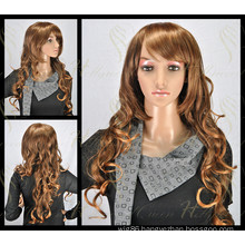 Popular Women′s Synthetic Wig (HQ-SW-BW)