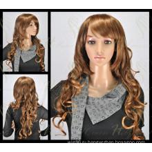 Синтетический парик популярные женские (штаб-СВ-БВ)