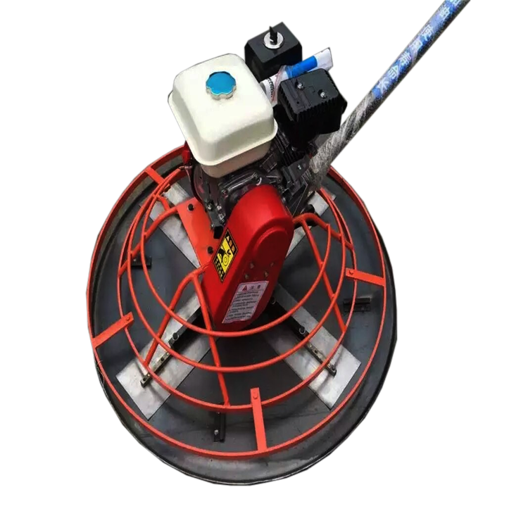 gasoline engine power trowel