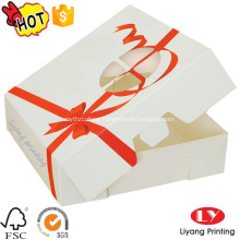 Wholesale food grade cake paper box gift box