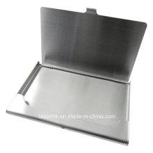 Держатель карты из матовой стали для рекламных акций (BS-S-003)