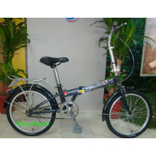 Bicicleta plegable barata real de la fábrica (FP-FDB-D017)