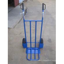 Chariot à main, chariot démontable mobile de main / main