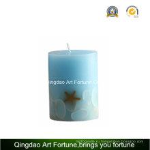 Дизайнер свечей ручной работы Seashell Design