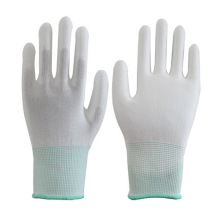 Factory Price Antistatic Carbon Fiber PU Coated ESD Safety Work Gloves