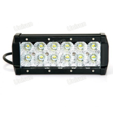 9-32V Waterproof 7.5inch 36watt 2 Row CREE LED Car Light Bar