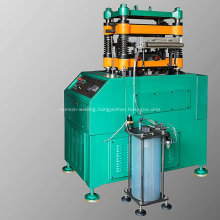 Fin Punching Machine and Fin Forming Mould