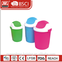Kunststoff Papierkorb/Plastikmüll bin 2,7 L/6 L