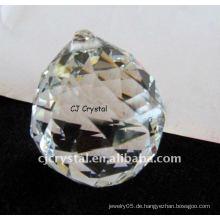 Moderner Kristallkugelleuchter