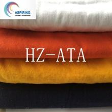 Tecidos de algodão 100% flanela para roupa de dormir do bebê