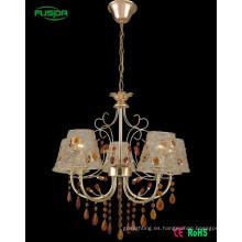 2014 iluminación colgante de cristal moderno de la lámpara (D-9302/3)