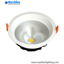 Triac 0-10V Dimmable LED Downlight 20W Large Angle