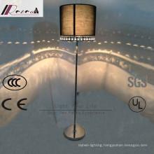 European Hotel Decorative Black Shade Fancy Design Floor Lamp