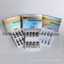 Injection de glutathion, injection de Vc, acide alpha-lipoïque Très efficace pour le blanchiment de la peau, anti-age