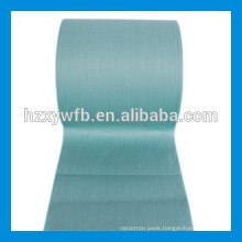 Cross Lapping/Parallel Viscose Polyester Wood Pulp Spunlace Nonwoven Fabric For Wipes