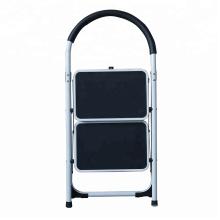 tamborete da etapa de dobradura / dobrável resistente 5 escada de etapa larga de aço / Stepladder Non Slip Tread Segurança Escada doméstica do tamborete da cozinha