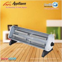 1800W Hot selling electric quartz radiant tube heater