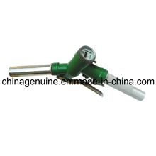 Zcheng Manual Mechanical Fuel Dispenser Nozzle with Meter Zcn-32