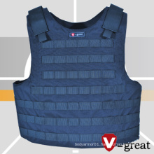 Tactical Stab-Proof Vest Made of Soft Aramid Woven Fabric