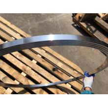 Bride à face plate en acier au carbone à col soudé