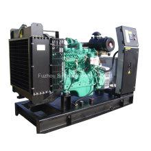 Open Type 50Hz Three Phase Cummins Diesel Generator 100kw