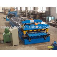 Stahl verglaste Fliesenformmaschine