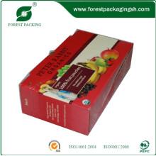 Рифленая картонная коробка для свежих фруктов