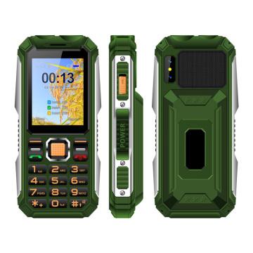 Pwower bank phone GSM Quad Band 3 sim card mobile phone