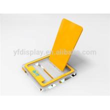 Hot Plastic Clear Acryl Telefon Display mit Basis