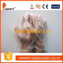 Guantes desechables de vinilo de grado industrial / médico Dpv600