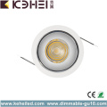 12W con 75mm de corte COB Spotlight Downlight