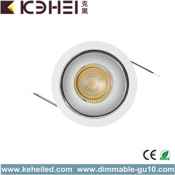 12W met 75mm COB-spotverlichting Downlight