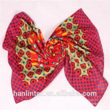 Полиэфирная пряжа для флисовых тканей для шарфов / флисовая ткань из полиэфирного волокна для драпировки
