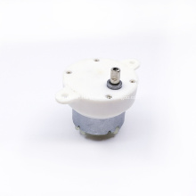 JS-40 24V 10RPM Rotating display dc gear motor