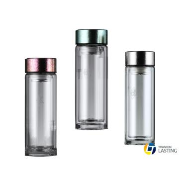 Vaso de agua de titanio Vaso de vacío Utensilios de cocina