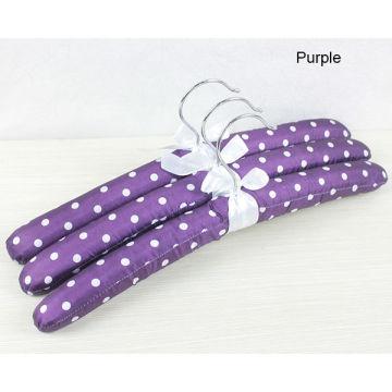 SUMTOO Вешалка для одежды Мягкие детские атласные вешалки